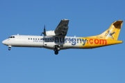 G-COBO, ATR 72-200, Aurigny Air Services
