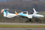 G-COBS, Diamond DA42 MPP Guardian, Cobham Flight Inspection