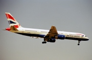 G-CPES, Boeing 757-200, British Airways