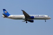 G-DHJH, Airbus A321-200, Thomas Cook Airlines