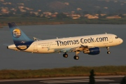 G-DHJZ, Airbus A320-200, Thomas Cook Airlines