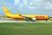G-DHLE, Boeing 767-300ERF, DHL Air