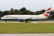 G-DOCE, Boeing 737-400, British Airways