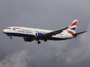 G-DOCU, Boeing 737-400, British Airways