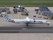 G-ECOF, De Havilland Canada DHC-8-400Q Dash 8, flybe.British European