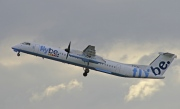 G-ECOH, De Havilland Canada DHC-8-400Q Dash 8, flybe.British European