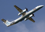 G-ECOO, De Havilland Canada DHC-8-400Q Dash 8, flybe.British European