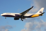 G-EOMA, Airbus A330-200, Monarch Airlines