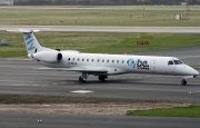 G-ERJA, Embraer ERJ-145EP, flybe.British European