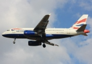 G-EUOA, Airbus A319-100, British Airways