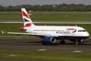 G-EUOC, Airbus A319-100, British Airways