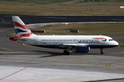 G-EUOI, Airbus A319-100, British Airways