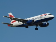 G-EUPD, Airbus A319-100, British Airways