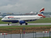 G-EUPN, Airbus A319-100, British Airways