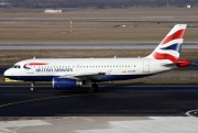 G-EUPP, Airbus A319-100, British Airways