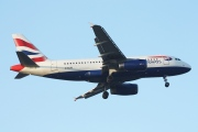 G-EUPV, Airbus A319-100, British Airways