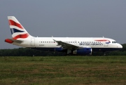 G-EUPY, Airbus A319-100, British Airways