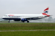 G-EUUH, Airbus A320-200, British Airways