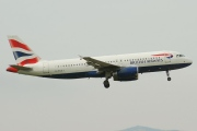 G-EUUJ, Airbus A320-200, British Airways