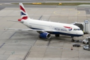 G-EUUM, Airbus A320-200, British Airways