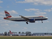 G-EUUO, Airbus A320-200, British Airways