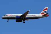 G-EUUR, Airbus A320-200, British Airways