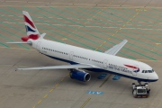 G-EUXC, Airbus A321-200, British Airways