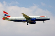G-EUYA, Airbus A320-200, British Airways