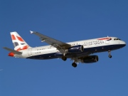 G-EUYB, Airbus A320-200, British Airways