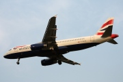 G-EUYC, Airbus A320-200, British Airways