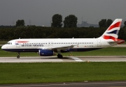 G-EUYE, Airbus A320-200, British Airways