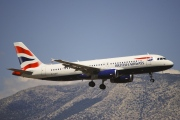 G-EUYI, Airbus A320-200, British Airways