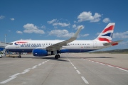 G-EUYW, Airbus A320-200, British Airways