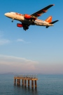 G-EZAX, Airbus A319-100, easyJet