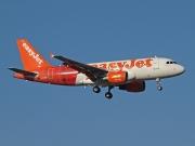 G-EZBF, Airbus A319-100, easyJet