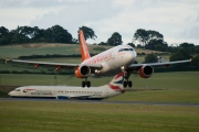 G-EZBM, Airbus A319-100, Easyjet
