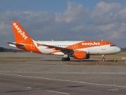 G-EZDK, Airbus A319-100, easyJet