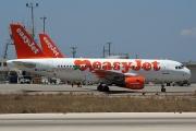 G-EZEZ, Airbus A319-100, easyJet