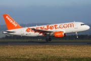 G-EZGL, Airbus A319-100, easyJet