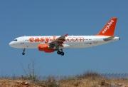 G-EZTX, Airbus A320-200, easyJet