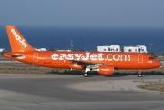 G-EZUI, Airbus A320-200, easyJet