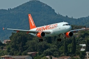 G-EZUP, Airbus A320-200, easyJet