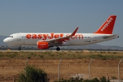 G-EZWG, Airbus A320-200, easyJet