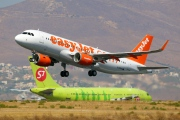 G-EZWO, Airbus A320-200, easyJet