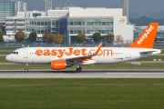 G-EZWP, Airbus A320-200, easyJet