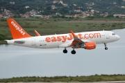 G-EZWX, Airbus A320-200, easyJet