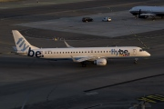 G-FBEB, Embraer ERJ 190-100LR (Embraer 190), flybe.British European
