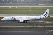 G-FBEH, Embraer ERJ 190-200LR (Embraer 195), flybe.British European