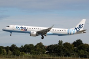 G-FBEL, Embraer ERJ 190-200LR (Embraer 195), flybe.British European