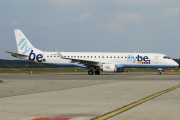 G-FBEM, Embraer ERJ 190-200LR (Embraer 195), flybe.British European